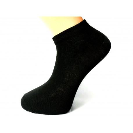 ponožka kotník černá