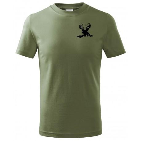 Tričko jelen