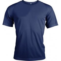 Funkční tričko pánské tm. modré