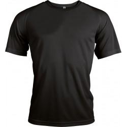 Funkční tričko pánské černé