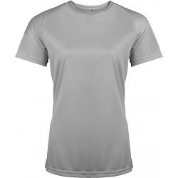 Funkční tričko dámské sv. šedé