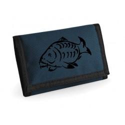 Peněženka modrá Kapr
