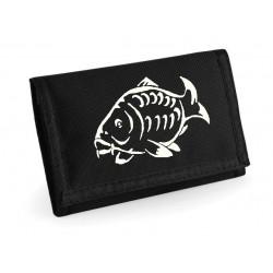 Peněženka černá Kapr