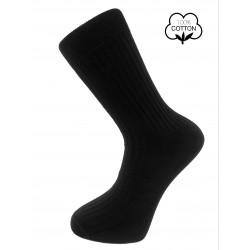 ponožka 100% bavlna