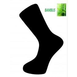 ponožka bambus hladká