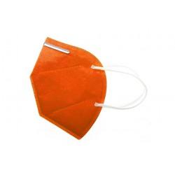 Respirátor oranžový KN95 ( FFP2 )