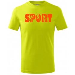 Tričko Sport